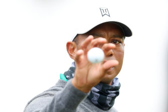 Tiger Woods is chasing a fifth PGA Championship crown at TPC Harding Park.