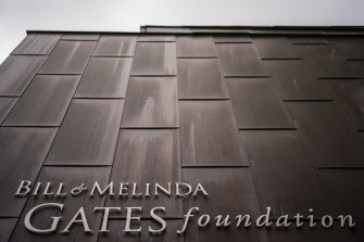 The Bill and Melinda Gates Foundation is jointly run by the couple and is the world's largest charitable organisation with an endowment of $US49.8 billion.
