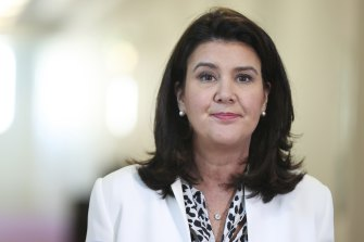 Superannuation Minister Jane Hume said the government always knew there was a trade-off between super and wages.