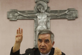 Cardinal Angelo Becciu goes to trial under a revamped Vatican justice system, where he faces a judge rather than other cardinals.