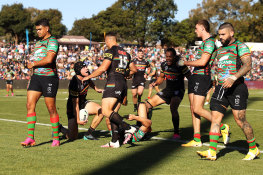 The last outing against Penrith was a horror show for Souths.