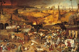 Pieter Bruegel the Elder's The Triumph of Death