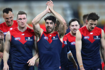 The Demons are enjoying success on-field and off.
