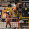 Clean up bill for government's toxic Sydney site doubles to $116m