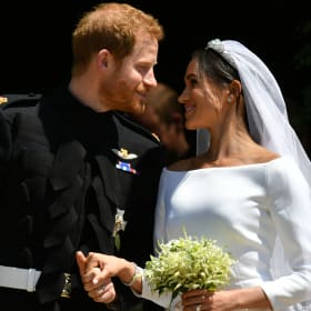 A royal wedding that united both lefties and Nazis (against it)