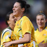 Matildas dominate but score only narrow win over Chile