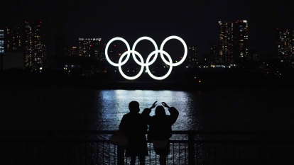 What is the point of a half-baked Olympics?