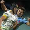 The advice from Hurricanes on how Waratahs can beat the Blues