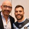 Blues name Tedesco as vice captain ahead of Origin II