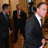 Greg Hunt blindsided as Chinese consul-general crashes press conference