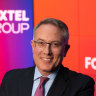 Foxtel limbers up for its public listing, but wants to be match fit