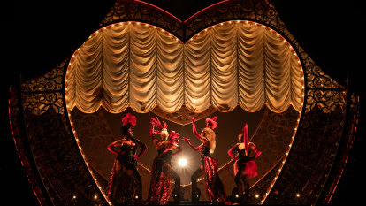 Moulin Rouge musical given green light to open in Melbourne in August
