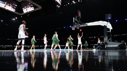 Angry basketball fans should have known view would be different: Anstey