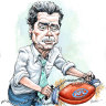 Gillon McLachlan: the dealmaker trying to save footy from the virus