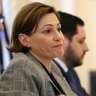 Jackie Trad will stand down if CCC launches an investigation