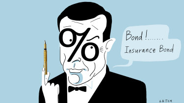 Insurance bonds are a good option when investing for your children.