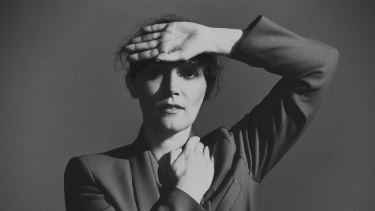 Sarah Blasko is playing twelve shows this week at Newtown's Old 505 Theatre, conveniently just a couple of minutes from her home.