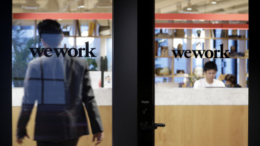 Wework's doors have stayed open across the globe throughout the coronavirus pandemic.