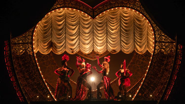 Moulin Rouge! The Musical will play the Regent Theatre.
