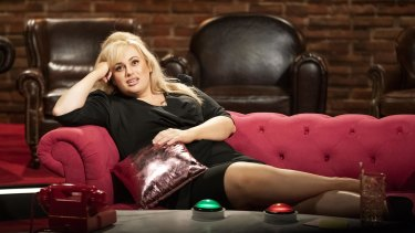 Rebel Wilson hosts LOL: Last One Laughing.