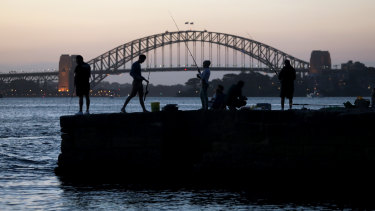 Prince Harry and Prime Minister Scott Morrison will climb the Harbour Bridge together.