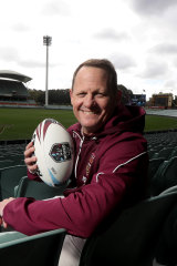 Kevin Walters has a big job to restore the Broncos to their former glory.