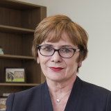 Nerida O'Loughlin, chair of the Australian Communications and Media Authority.