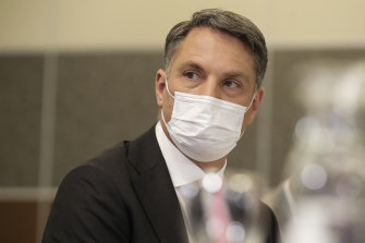 Deputy Opposition Leader Richard Marles has defended the actions of Victorian Premier Daniel Andrews through the pandemic.
