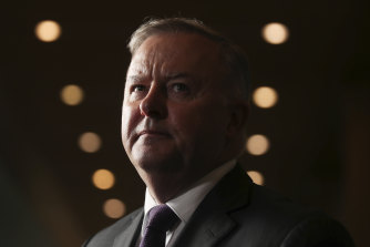 Opposition Leader Anthony Albanese will use Thursday night's budget in reply speech to reset the Labor agenda.