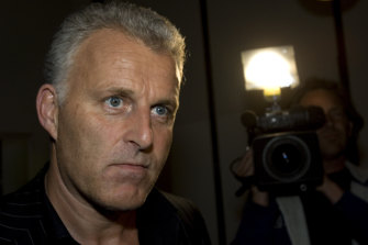 Dutch reporter Peter de Vries is a celebrity in the Netherlands, famous for his work exposing criminal networks.