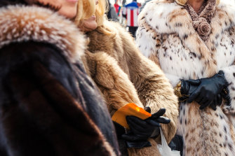 The fur ban begins in 2023.