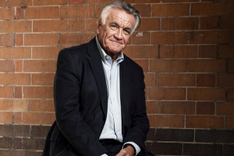One Plus One host Barrie Cassidy.