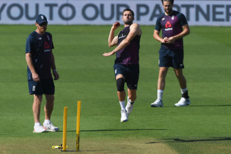 Mark Wood needs more game time to maximise his effectiveness.