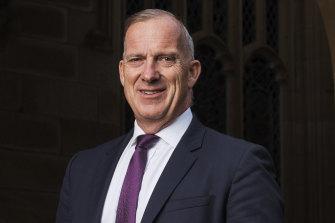 University of Sydney vice-chancellor Michael Spence.