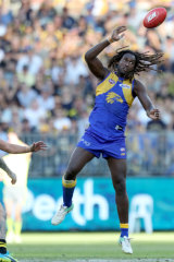Nic Naitanui is due to return in mid-2019.