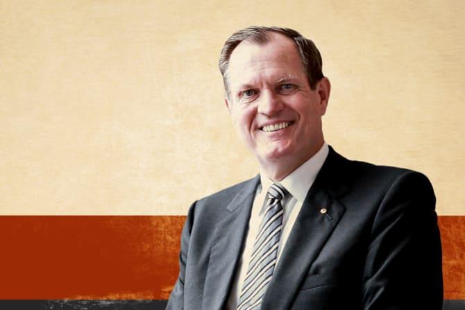 ATO Commissioner Chris Jordan.