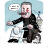 CBD Melbourne: Is Mathias eyeing big OECD gig?