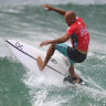 'Dodging bullets': Slater and co ready for monster Bells swell