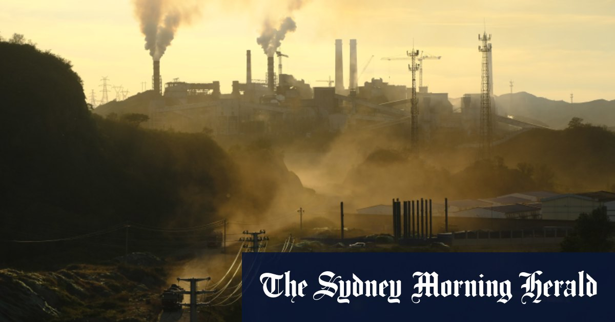 'Bad outcome': Australia to use coal strike to challenge China on emissions – Sydney Morning Herald