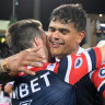 Roosters-Storm clash breaks TV ratings records for NRL as AFL grand final flounders
