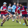 Hunt and Clark join exodus as broadcast deal comes too late for Waratahs