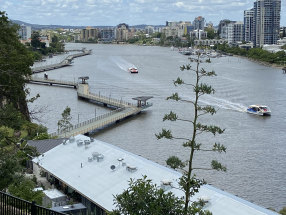 Brisbane finally 'making the most of the river' say architects, 10 years on from flood