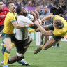 'I blacked out': Yato relives Hodge tackle as Wallabies mull appeal
