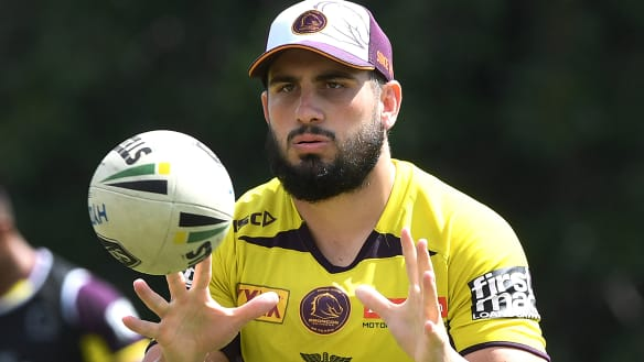 Jack Bird on stand-by as Broncos toy with letting star recruit loose