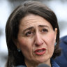 Berejiklian government to spend $1b rebuilding fire-ravaged NSW