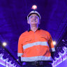 NorthConnex's final weeks: inside the race to open Australia's deepest road tunnel