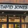 David Jones books $500 million loss as write-downs take their toll