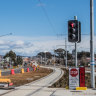 If it's not a tram, why are there T-lights at Canberra's intersections?