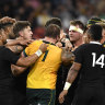 'Almost defied belief': New Zealand media melts down after shock All Blacks loss