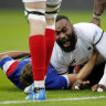 'Multiple arms behind our backs': Fiji still face fight for recognition